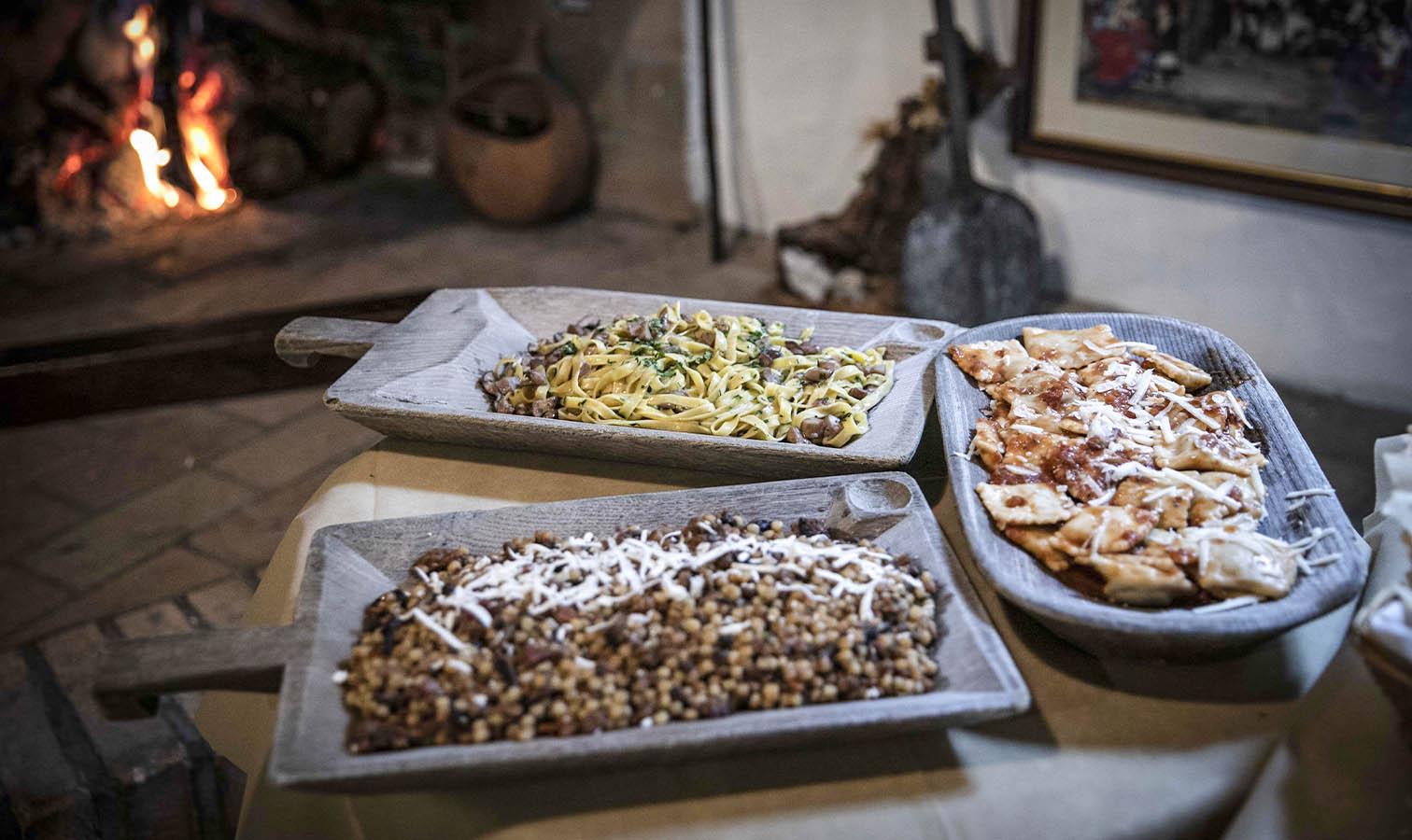 cucina hotel edera